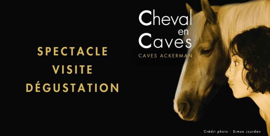 Cheval en Caves