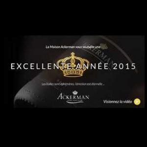 voeux 2015 Maison Ackerman