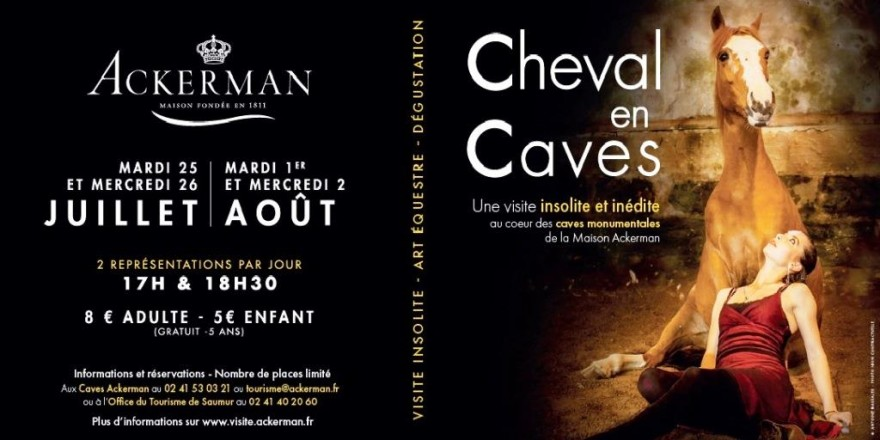 Cheval en Caves Ackerman